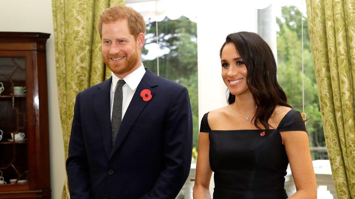 Meghan Markle, Prens Harry ile İngiltere'ye gitmeyecek