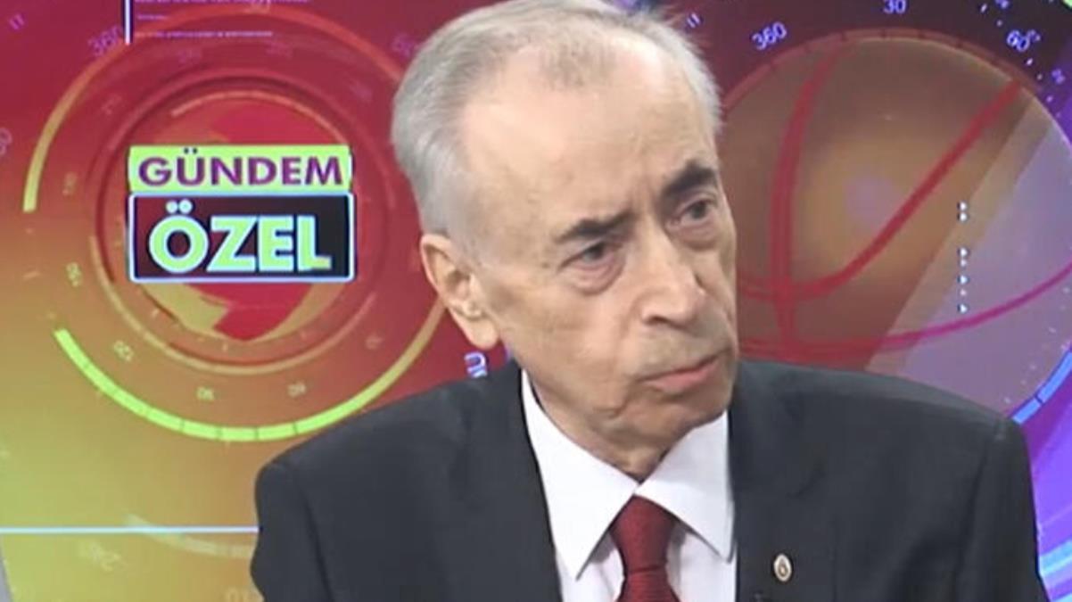 Mustafa Cengiz'in açıklamaları sonrası Galatasaraylı futbolcular idmanı boykot etme kararı aldı