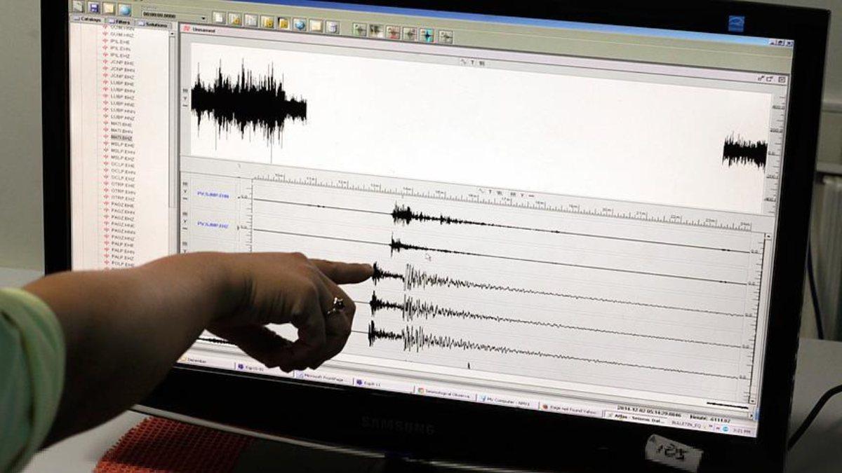 Peru'da 5.5 büyüklüğünde deprem