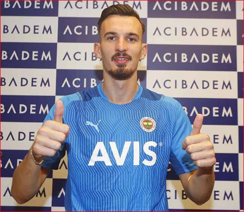Fenerbahçe'den üst üste 3 bomba transfer…  Fenerbahçe'ye Arnavut forvet