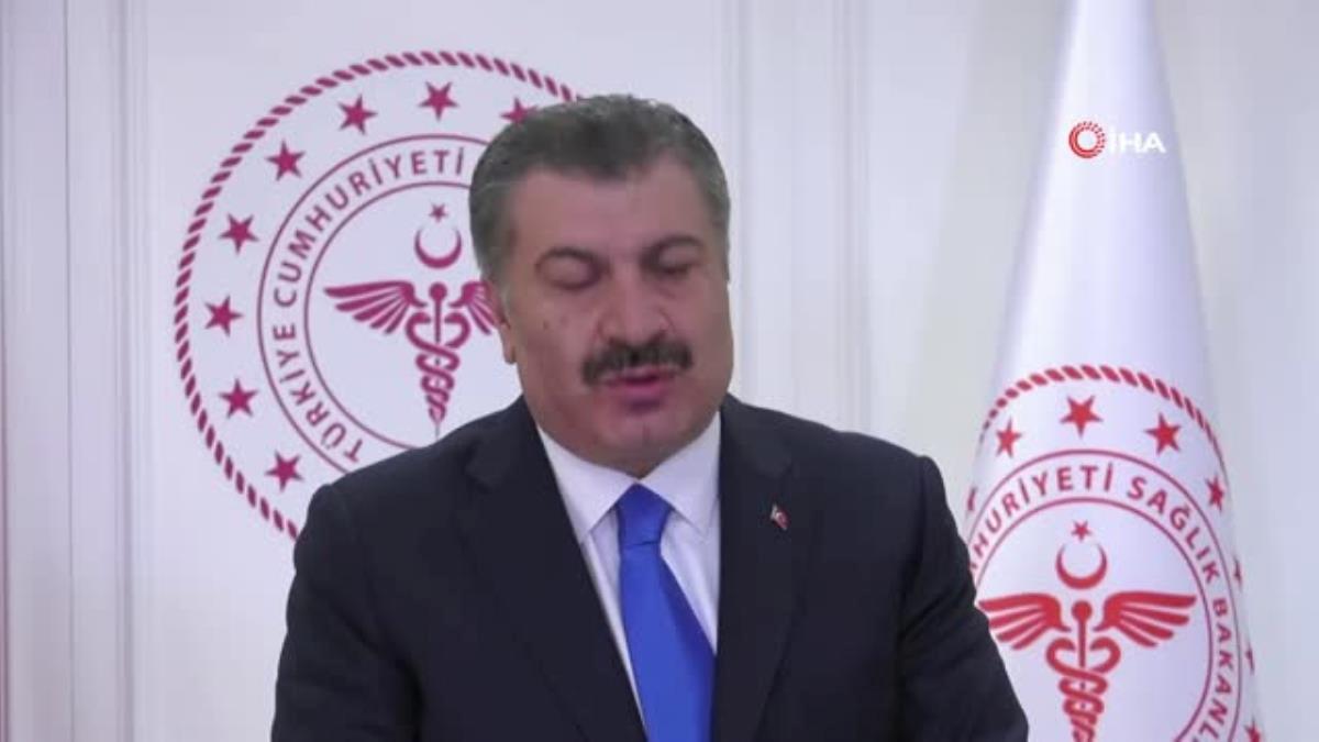 """Sağlık Bakanı Fahrettin Koca: """"Salgını ortak düşmanın virüs olduğu küresel bir savaşa benzetmek mümkündür"""""""