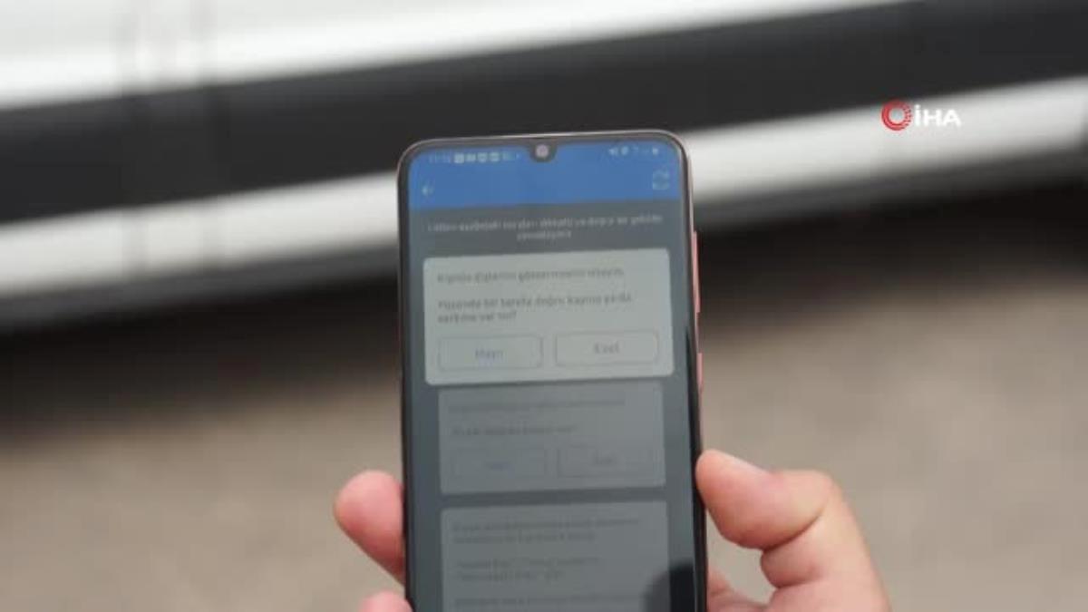Sağlık Bakanlığı'nın mobil uygulaması hayat kurtardı