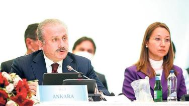 Şentop: Türkiye bir Balkan ülkesi
