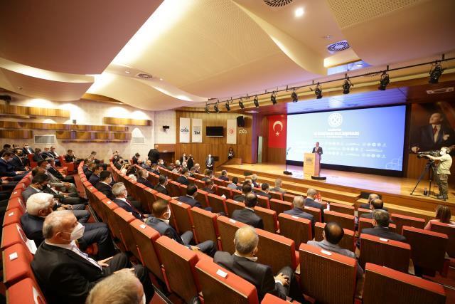 """Son dakika… Adalet Bakanı Gül """"Gaziantep İş Dünyası ile Buluşma"""" programına katıldı Açıklaması"""