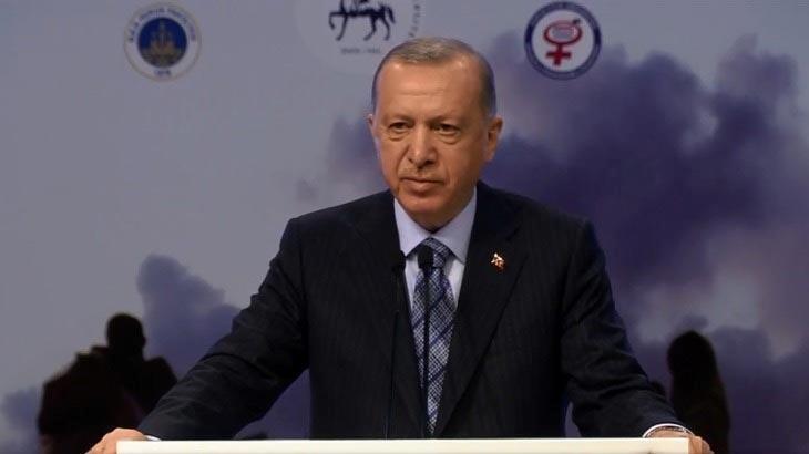 Son dakika: Erdoğan'dan ABD'ye sert tepki: Hala bunlar terörle teröristlerle beraberler