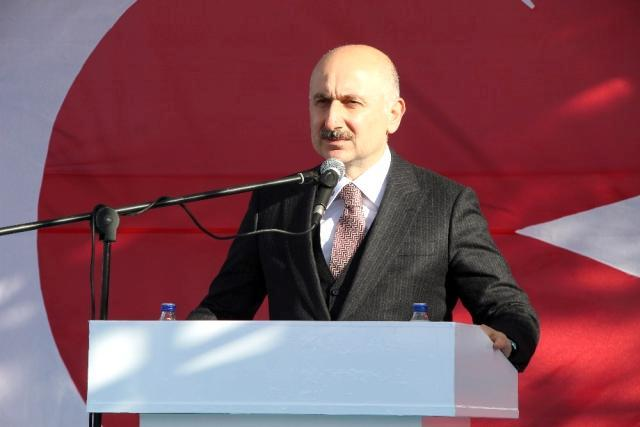 """Son dakika haberi: Ulaştırma ve Altyapı Bakanı Karaismailoğlu """"Bingöl Şehitlik Anıtı""""nın açılışına katıldı Açıklaması"""
