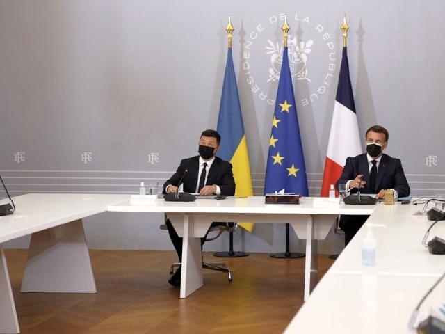 Son dakika haberleri | Fransa, Almanya ve Ukrayna'dan Rus askerlerinin Ukrayna sınırından geri çekilmesi çağrısı
