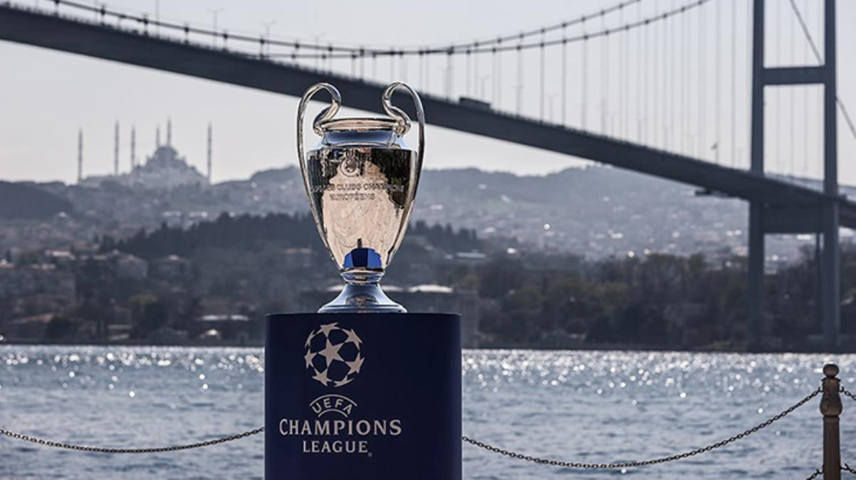 Son Dakika: Şampiyonlar Ligi finali için Atatürk Olimpiyat Stadyumu'na 25 bin taraftar alınacak