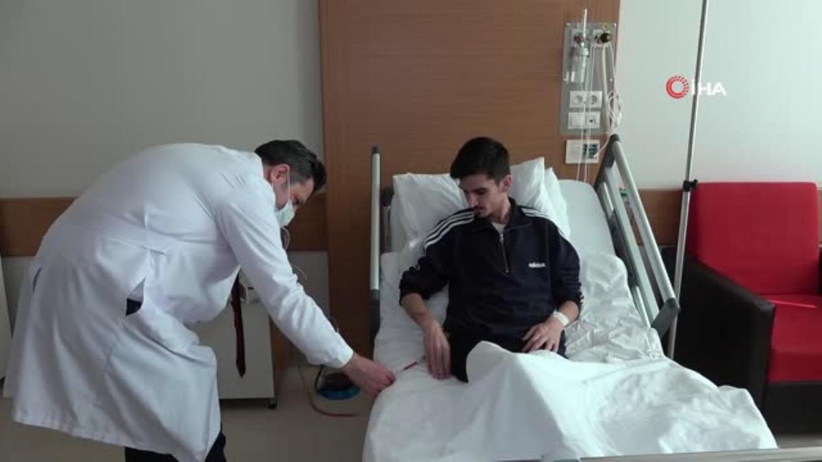 Son dakika… Tek kesiden çifte akciğer operasyonu ile hem sağlığına kavuştu, hem de tıp tarihine geçti