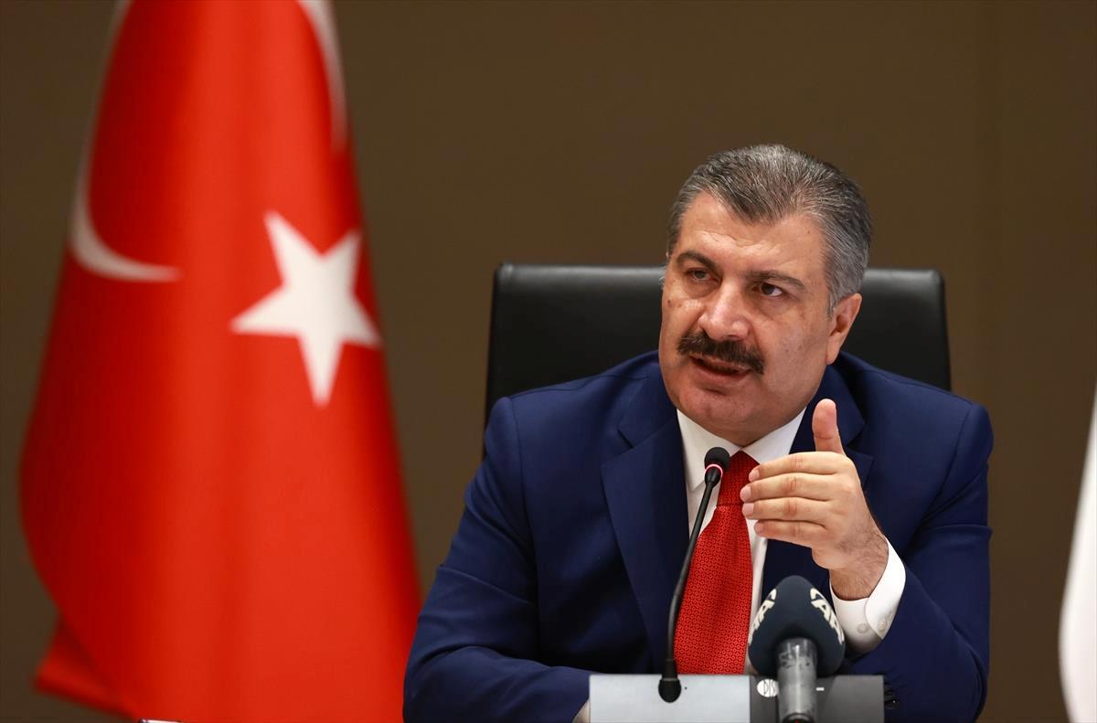 Son Dakika: Türkiye'de 9 Nisan günü koronavirüs nedeniyle 253 kişi vefat etti, 55 bin 791 yeni vaka tespit edildi