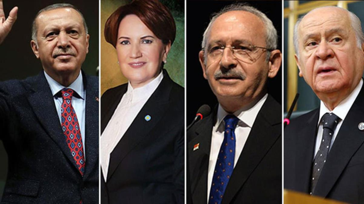 Son seçim anketinde dikkat çeken sonuç! AK Parti ile CHP arasındaki fark 2 puana kadar düştü