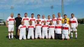 TBMM Futbol TakımıRomanya'da futbol turnuvasına katıldı