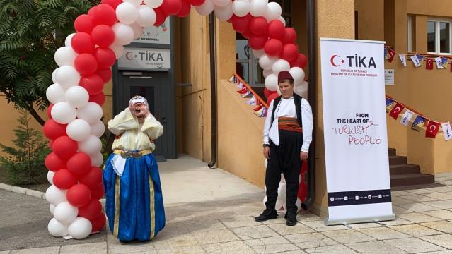 Bosna Hersek'te fiziksel ve zihinsel engelliler okuluna TİKA'dan  destek