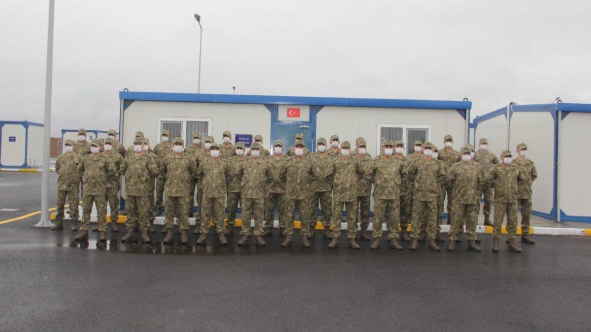 Türk askerleri Azerbaycan'da