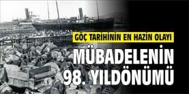 Selanik'e 98 yıllık hüzünlü veda