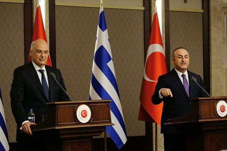"""YunanistanDışişleri Bakanlığından """"Türkiye ile olumlu gündem"""" açıklaması:"""
