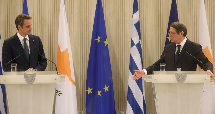 Yunanistan Başbakanı Miçotakis: Stratejik dış politika hedefimiz Kıbrıs'taki 'Türk işgalini' sona erdirmek