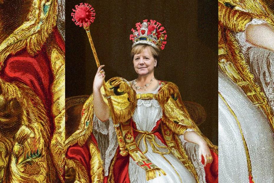 Corono Merkel