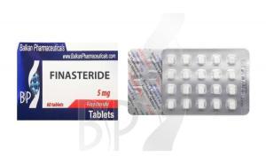 Finasteride by Balkan Pharmaceuticals