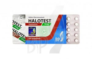 Halotest by Balkan Pharmaceuticals
