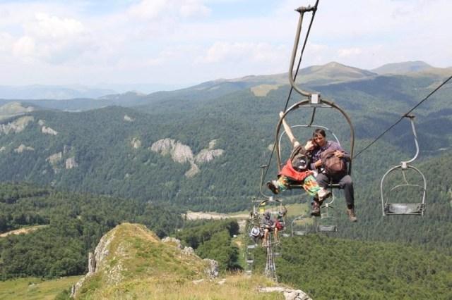 Канатная дорога в Колашине. Фото: Facebook, Ski centar Kolašin 1450