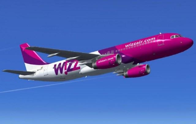 Самолет Wizz Air. Фото: Cdm.me