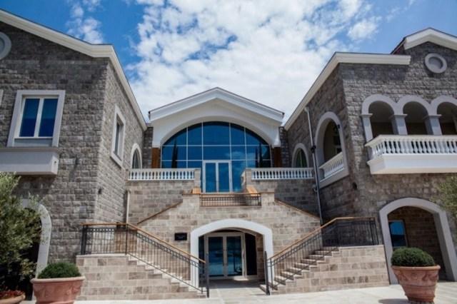 Отель Chedi Luštica Bay. Фото: Rtcg.me