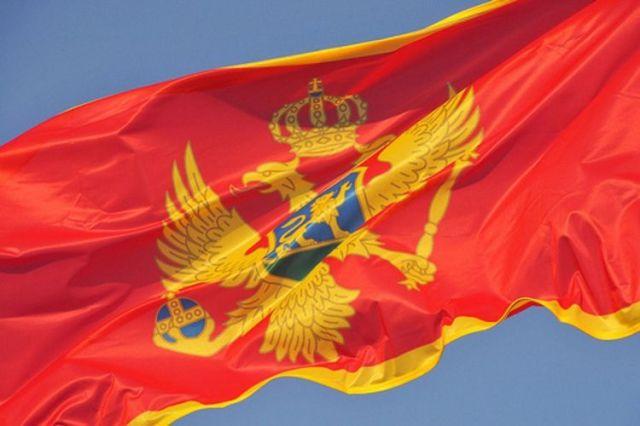 Государственный флаг Черногории. Фото: Vijesti