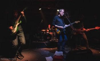 Chris Eckman & The Frictions Elektropionir Beograd