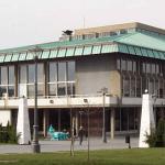Dve osobe poginule u Narodnoj biblioteci