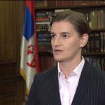 Brnabić: Srbija nije potpisnica Dablinskog sporazuma o migrantima