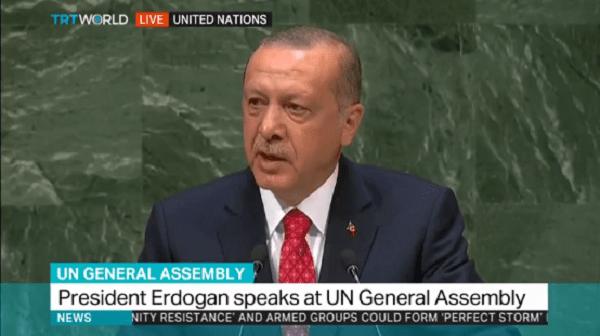"""Erdogan: Ujedinjene nacije postaju organizacija """"poznata po neuspehu"""""""