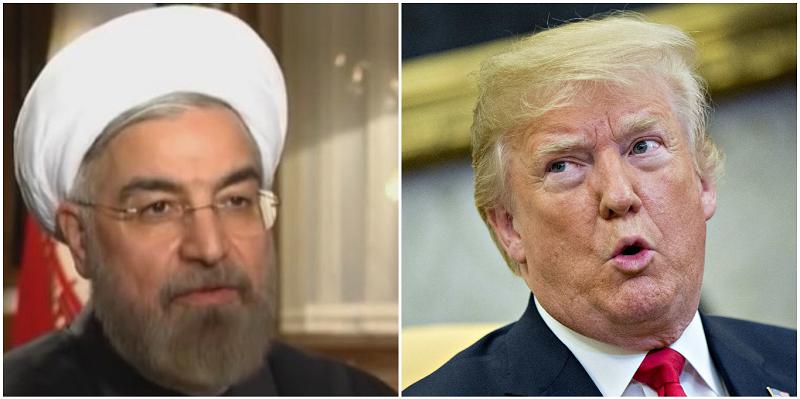 """Iran preti: """"Tramp i Amerika će proći kao Sadam Husein!"""""""