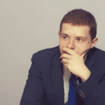 """Devetnaestogodišnji Ivan Milanović kandidat za člana Predsedništva Pokreta slobodnih građana! Da li je Srbija spremna za mladog i neukaljanog lidera ili će to biti bacanje """"bisera pred svinje""""?"""