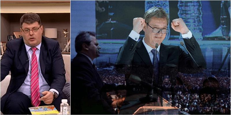 """Što bi umni Sarapa rekao o Vučiću: """"Voli sebe više nego leba da jede"""""""