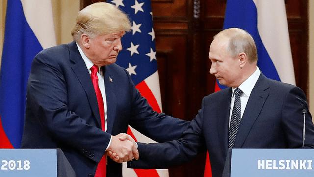 Zakazan sastanak Trampa i Putina