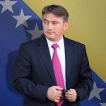 """Komšić: """"Ne treba da mi Beograd i Zagreb govore kakvi su Dodik i Čović"""""""