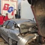Lančani sudari na auto-putu kod Jagodine – šestoro poginulih, 27 povređenih, saobraćaj blokiran