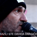 Davor Dragičević: Poručujem im – imam snimak ubistva