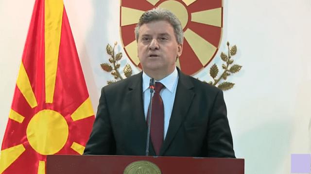 Đorđe Ivanov ponovo odbio da potpiše zakone sa novim imenom
