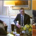 Iz Hrvatske se beži više nego za vreme rata zbog HDZ, čije se vođe slikaju sa Šešeljevim Vučićem, a optužuju Živi zid za izdaju
