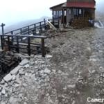 Prve pahulje na Balkanu: Zabelele se Dinara i Kamešnica, a sneg je sve bliže Srbiji (VIDEO)