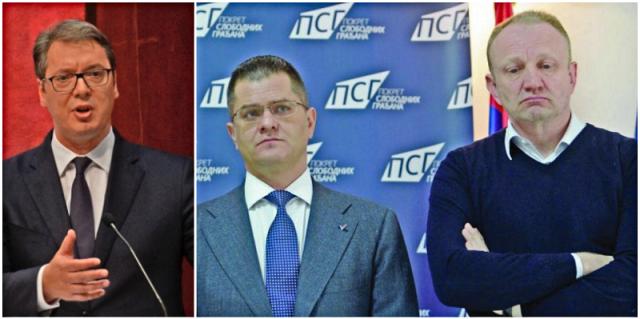 Vučić: Jeremić je sitan lopov u odnosu na Đilasa