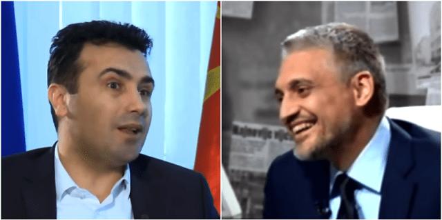 Zaev pozvao Čedu Jovanovića da mu bude savetnik?