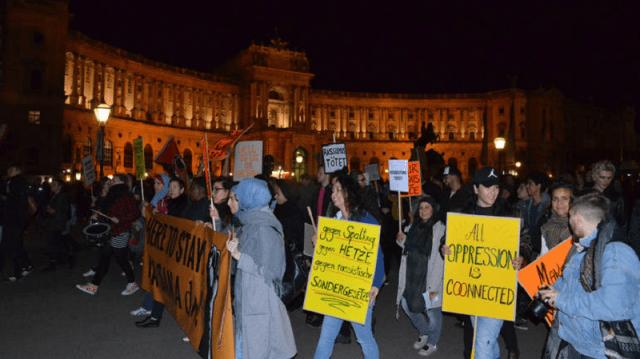 Beč: Hiljade osoba na protestima protiv Vlade