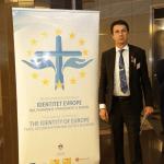 """Međunarodna konferencija u Beogradu """"EVROPSKI IDENTITET"""" – Balkan je uvek bio Evropa za Evropu. Jovanović: """"Mora se uspostaviti saradnja, mir, prosperitet i bolja budućnost svim građanima i narodima Zapadnog Balkana i Evrope"""""""
