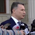 Gruevski tražio da mu Apelacioni sud ukine meru pritvora. Sud odbio