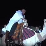 Palma krotio kamile po Egiptu i dobio za Jagodinu 5 hektara zemlje pored Egejskog mora