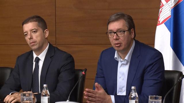 Vučić: Kosovske trupe krenule ka severu Kosova