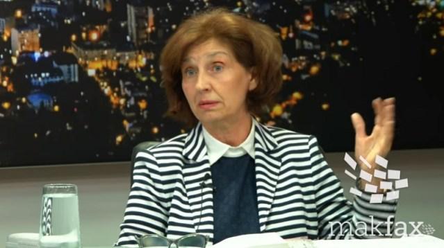 Gordana Siljanovska Davkova kandidat opozicije na predsedničkim izborima u Makedoniji?